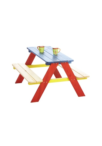 Pinolino® Kindersitzgruppe »Nicki, bunt« kaufen