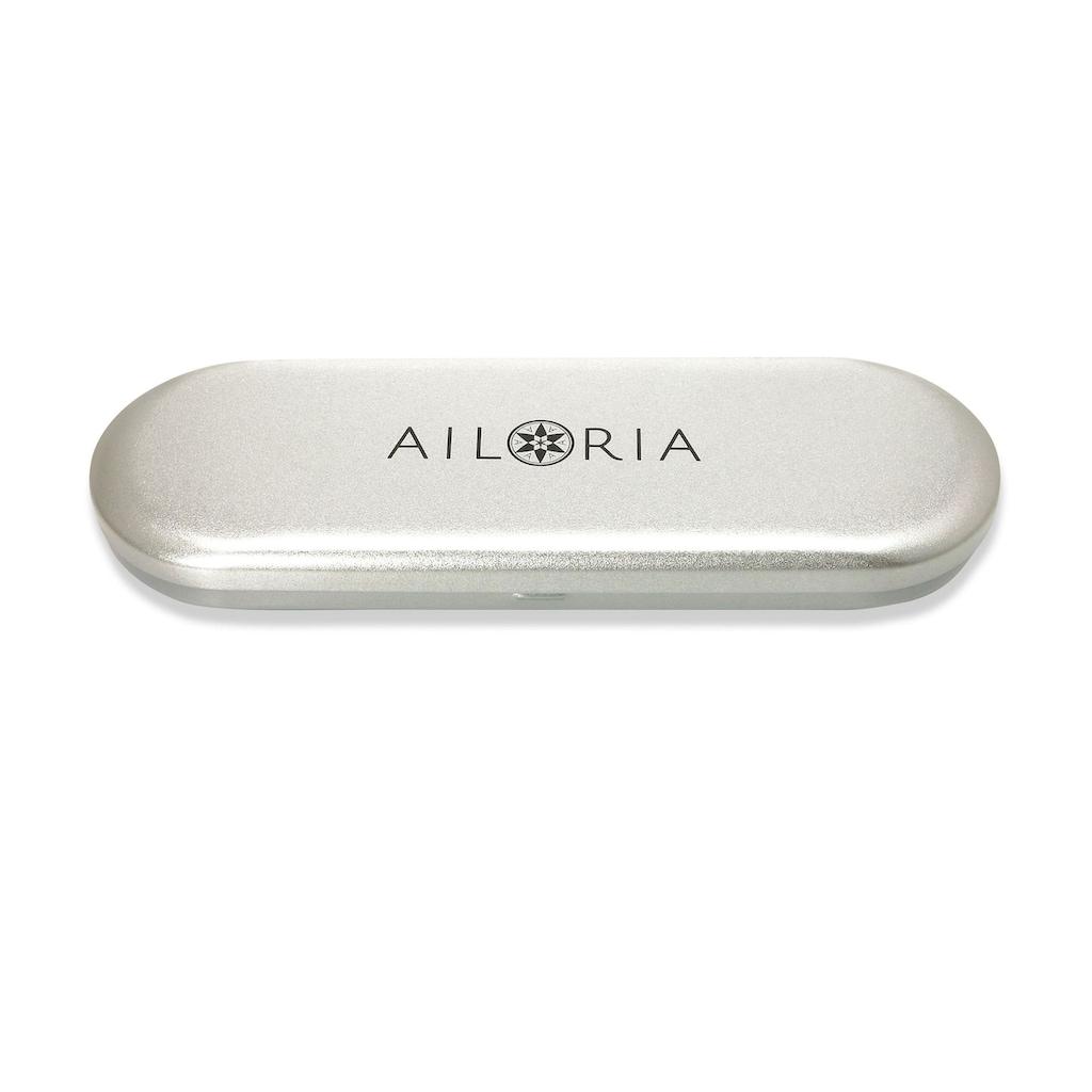 AILORIA Mitesserentferner »PURE«, Mitesserentferner-Set mit 5 verschiedenen Werkzeuge
