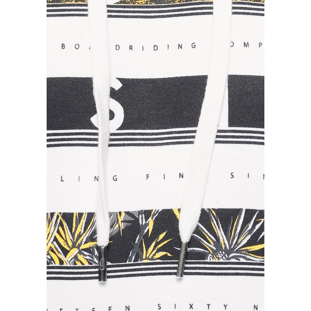 Quiksilver Kapuzensweatshirt »SALTY BREAK DMYM«