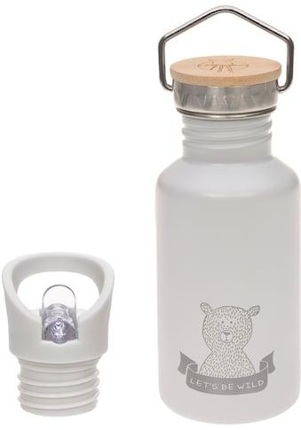 Lässig Trinkflasche »Adventure grey« kaufen