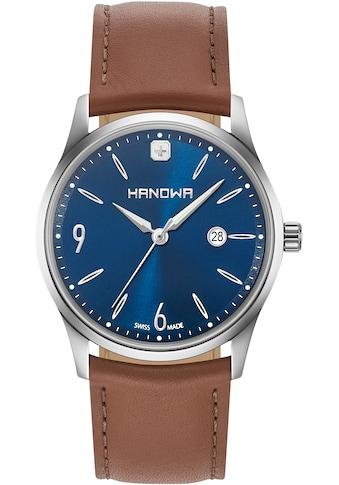 Hanowa Schweizer Uhr »CARLO CLASSIC, 16-4066.7.04.003« kaufen
