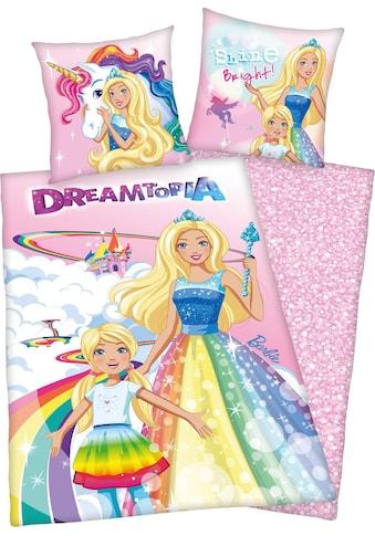 Kinderbettwäsche »Barbie Dreamtopia«, Mattel® kaufen