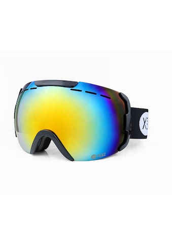 YEAZ Skibrille »RIDGE«, schwarz kaufen