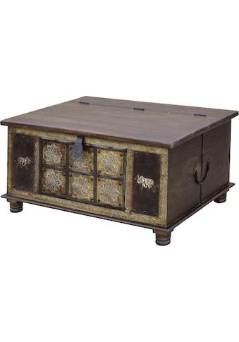 Home affaire Truhe »Karan«, Breite 100 cm kaufen