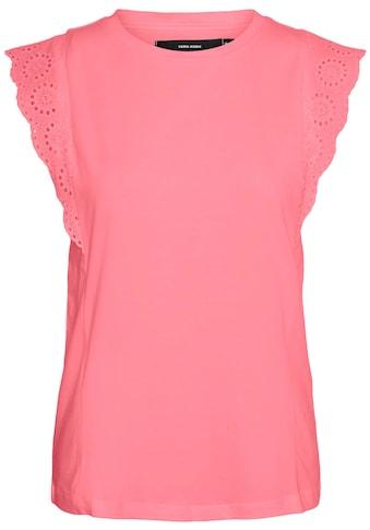 Vero Moda Rundhalsshirt »VMHOLLYN« kaufen