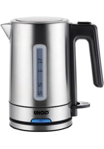 Unold Wasserkocher »Blitzkocher One 18020«, 1 l, 2200 W kaufen