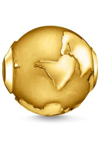 THOMAS SABO Bead »Weltkugel gold, K0346-413-39« kaufen