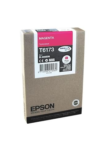 Epson Tintenpatrone Nr. T6173 kaufen