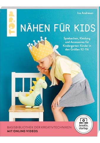 Buch »Nähen für Kids (kreativ.startup) / Ina Andresen« kaufen