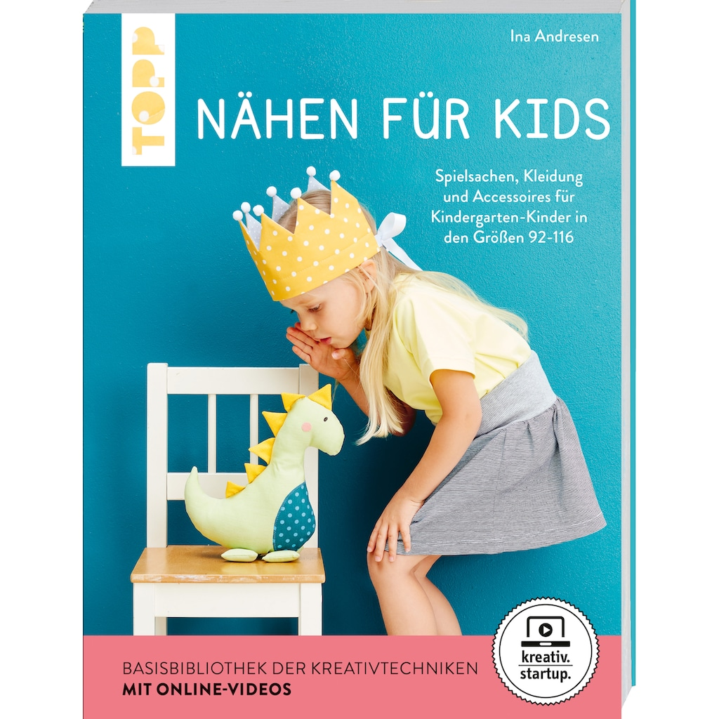 Buch »Nähen für Kids (kreativ.startup) / Ina Andresen«
