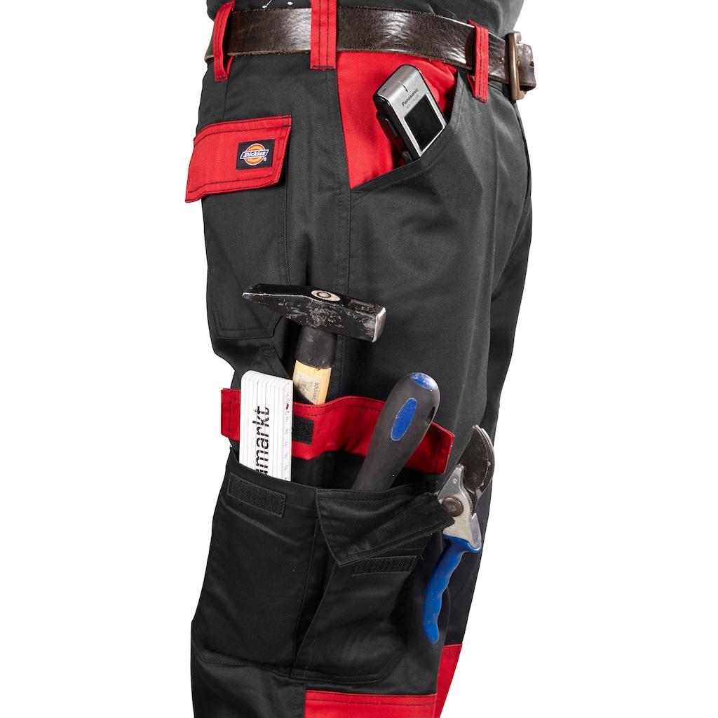 Dickies Arbeitshose »Every Day 24/7«, mit Kniepolstertaschen