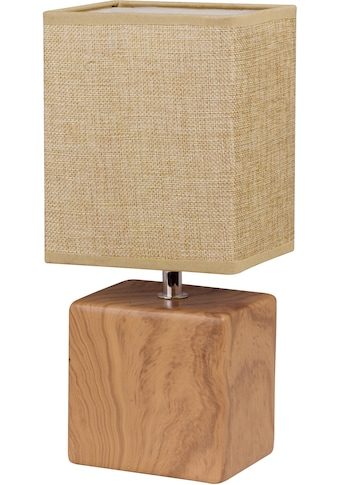 FISCHER & HONSEL Tischleuchte »Log«, E14 kaufen