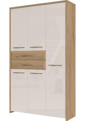 Home affaire Garderobenschrank »Gala«, hochwertig UV lackiert, Soft-Close-Funktion kaufen