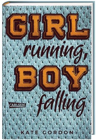 Buch »Girl running, Boy falling / Kate Gordon, Sylke Hachmeister« kaufen