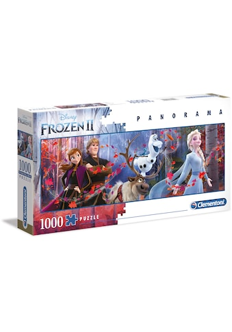 Clementoni® Puzzle »Panorama High Quality Collection - Disney Frozen 2«, Made in Europe kaufen