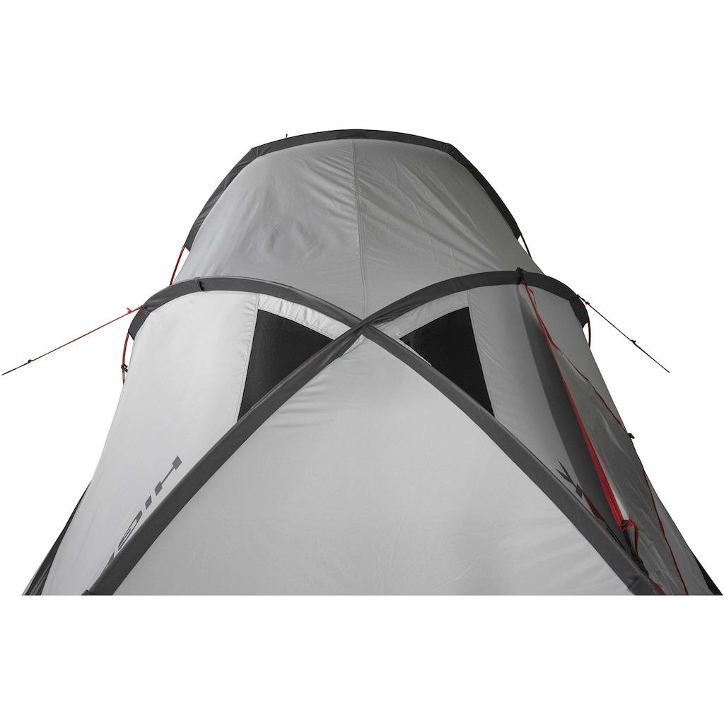 High Peak Kuppelzelt »Zelt Alfena 3.0«, 3 Personen, (mit Transporttasche)