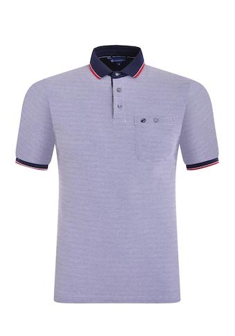 NAVIGAZIONE Poloshirt, mit Struktur kaufen
