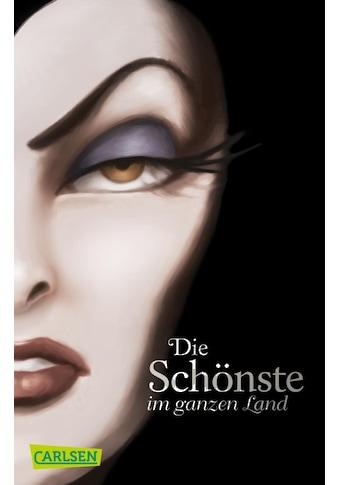 Buch »Disney - Villains 1: Die Schönste im ganzen Land / Walt Disney, Serena... kaufen
