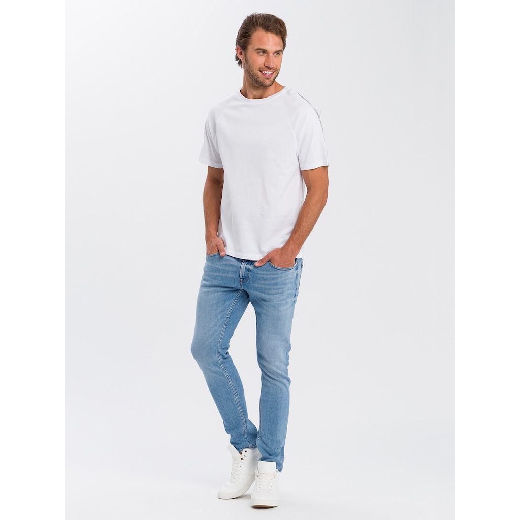 Cross Jeans® Slim-fit-Jeans »Jimi«, Weiche Baumwollqualität