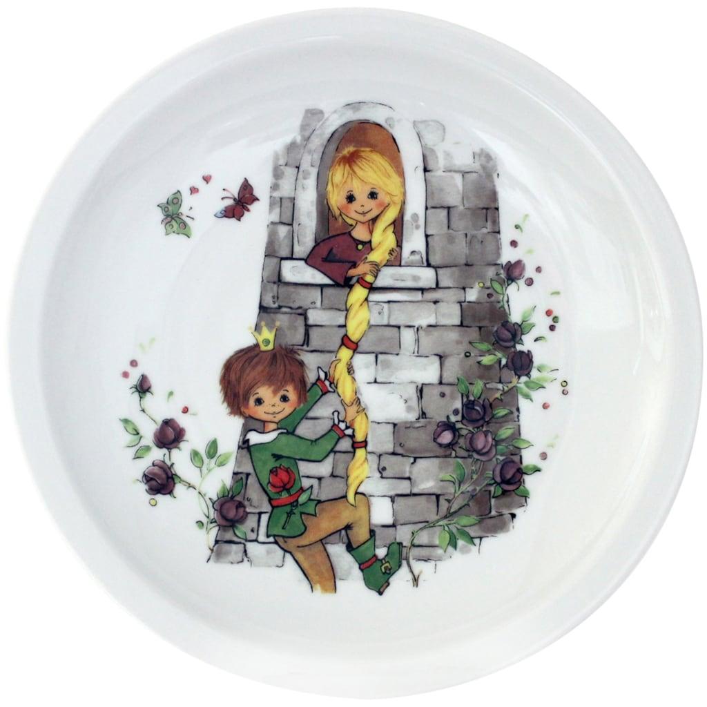 Eschenbach Kindergeschirr-Set »Rapunzel«, (Set, 3 tlg.)