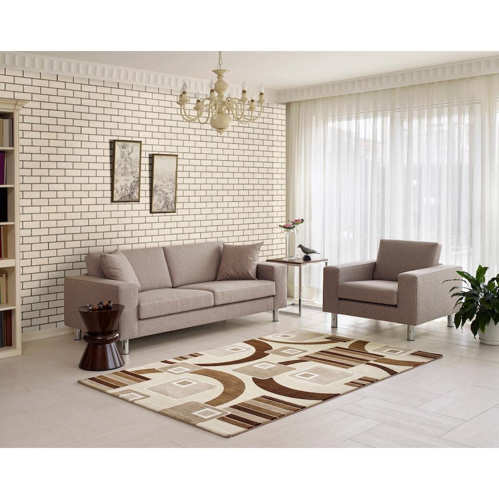 ELASTOLITH Verblender »Rhodos«, hellbeige, für Außen- und Innenbereich, 5 m²