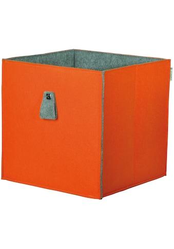PHOENIX MÖBEL Aufbewahrungsbox »Atlanta«, B/H/T: 34 x 34 x 34 cm kaufen