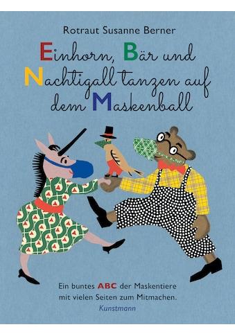 Buch »Einhorn, Bär und Nachtigall tanzen auf dem Maskenball / Rotraut Susanne Berner« kaufen