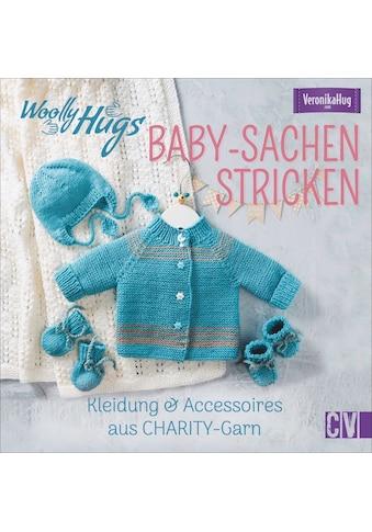 Buch »Woolly Hugs Baby-Sachen stricken / Veronika Hug« kaufen