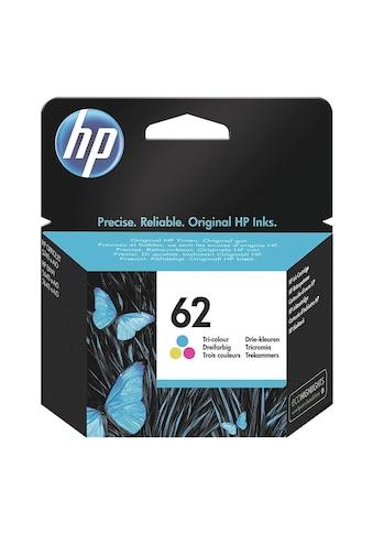 HP Tintenpatrone HP 62 CMY kaufen