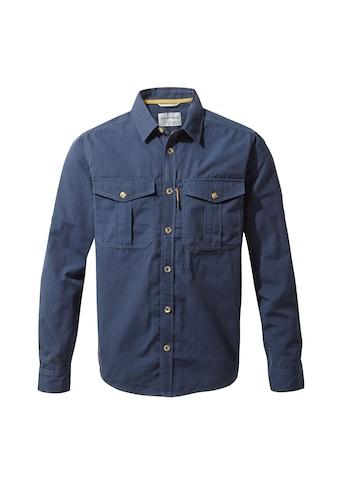 Craghoppers Langarmhemd »Herren Kiwi Ripstop« kaufen