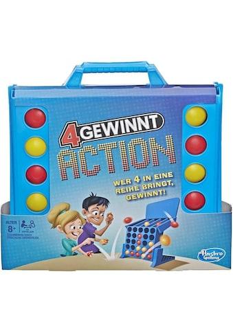 Hasbro Spiel »4 gewinnt Action« kaufen