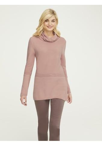 Pullover mit modischem Strickmuster kaufen