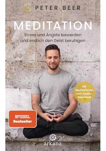 Buch »Meditation / Peter Beer« kaufen