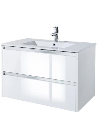Set: Waschtisch »Fonte«, 2 - tlg., 80 cm Breite kaufen