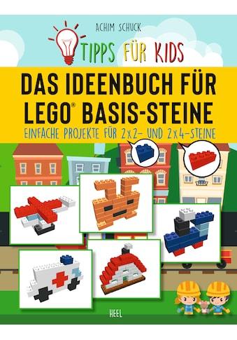 Buch »Tipps für Kids: Das Ideenbuch für LEGO® Basis-Steine / Achim Schuck« kaufen