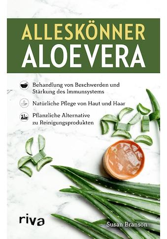 Buch »Alleskönner Aloe vera / Susan Branson« kaufen
