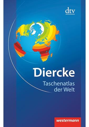 Buch »Diercke - Taschenatlas der Welt / DIVERSE« kaufen