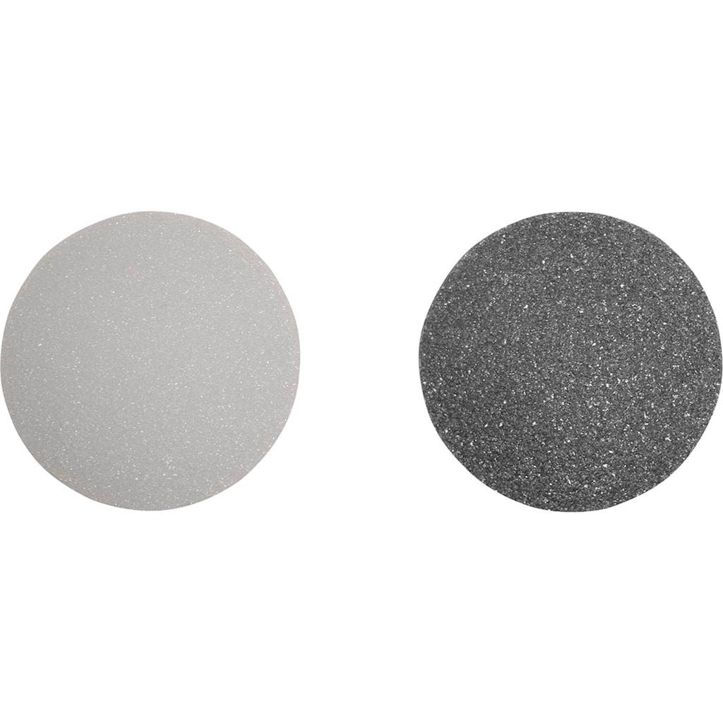 Silk'n Hornhautentferner Ersatzschleifscheiben, fein & medium