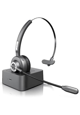 CSL »Kopfhörer mit flexiblem Mikrofon« Headset kaufen