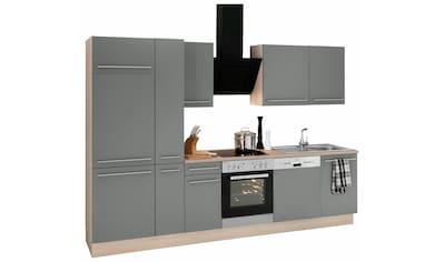 OPTIFIT Küchenzeile »Bern«, mit E - Geräten, Breite 300 cm kaufen