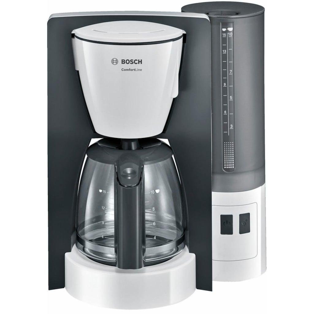BOSCH Filterkaffeemaschine »ComfortLine TKA6A041«, Papierfilter, 1x4