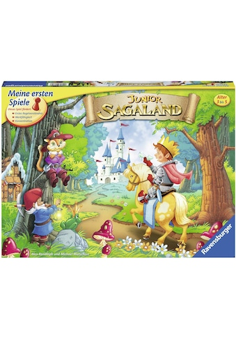 """Ravensburger Spiel, """"Junior Sagaland"""" kaufen"""