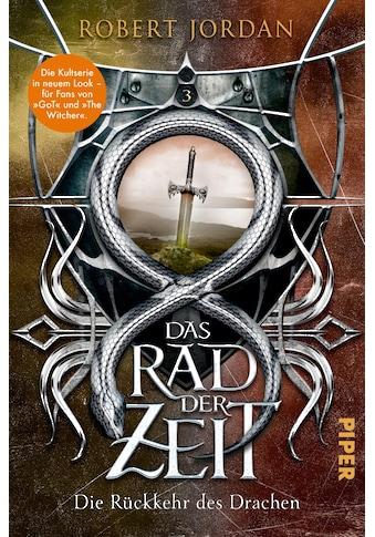 Buch »Das Rad der Zeit 3 / Robert Jordan, Uwe Luserke« kaufen
