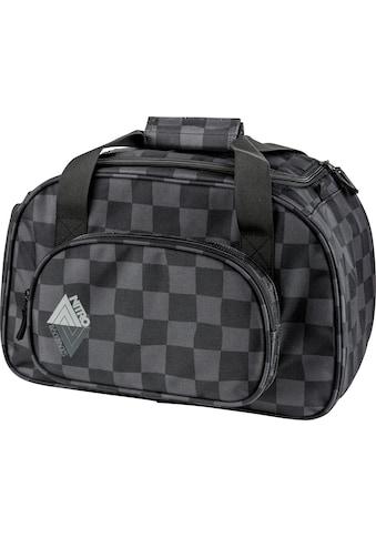 NITRO Sporttasche »Duffle Bag XS, Black Checker«, mit Schuhfach kaufen