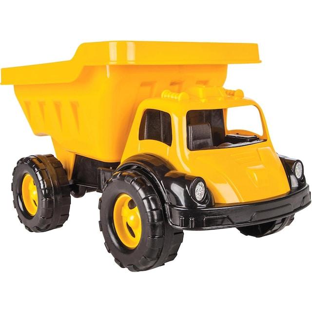 """Jamara Spielzeug-Baumaschine """"Big Kip, gelb"""""""