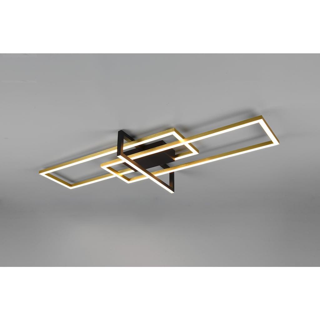 my home LED Deckenleuchte »Alica«, LED-Modul, 1 St., Warmweiß, Deckenlampe mit Switch Dimmer