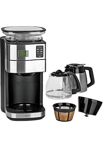 BEEM Kaffeemaschine mit Mahlwerk »Fresh-Aroma-Perfect DUO«, Permanentfilter, 1x4, inkl. Glas- und Isolierkanne kaufen