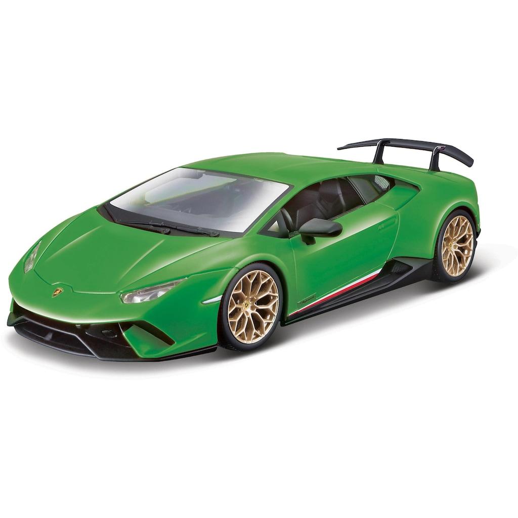 Maisto® Modellauto »Lamborghini Huracan, 1:18«, 1:18, Special Edition