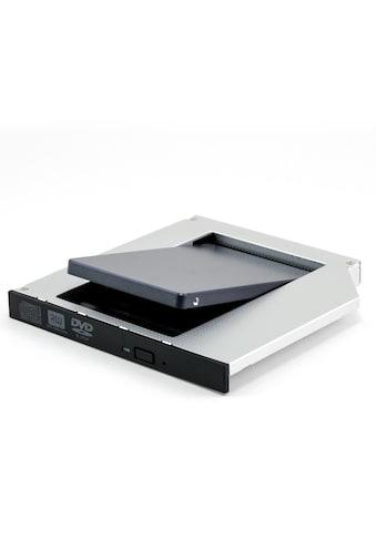"""CSL 2,5"""" SATA Festplatten Einbaurahmen für 12,7mm Laufwerksschacht »geeignet für Notebook/Laptop« kaufen"""