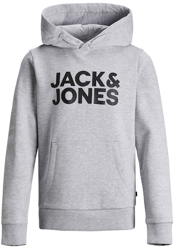 Jack & Jones Junior Kapuzensweatshirt »JJECORP LOGO SWEAT HOOD« kaufen